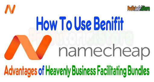 how to use benifit namecheap