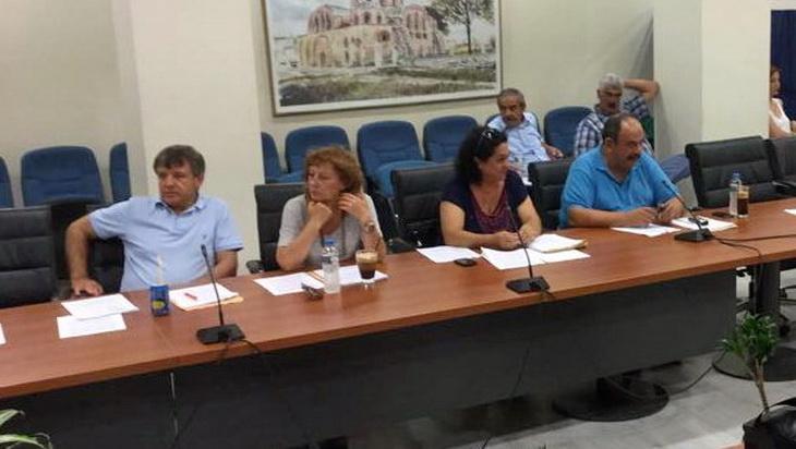 Η Λαϊκή Συσπείρωση καταψήφισε το τεχνικό πρόγραμμα του Δήμου Αλεξανδρούπολης