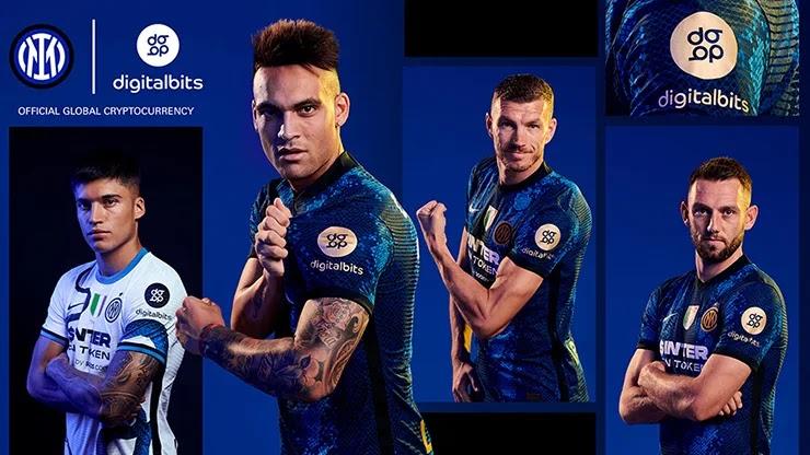 Обновленная форма FC Internazionale Milano