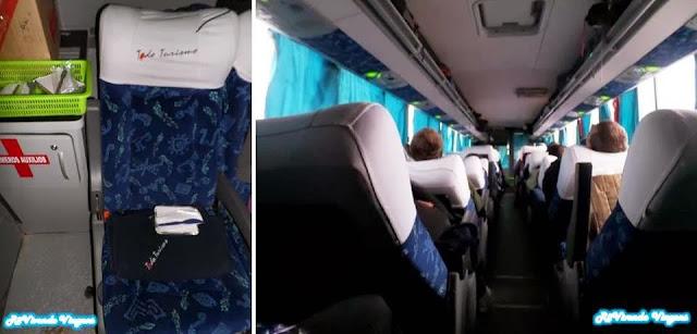 De ônibus de Uyuni para La Paz