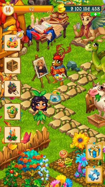 fairy farm granja