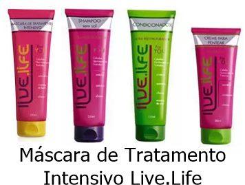 Máscara Live Life