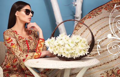 New summer lawn collection 2017 in pakistan