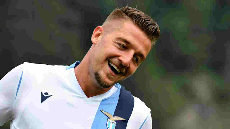 Man United has joined in the fight for Sergej Milinkovic-Savic.