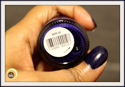 Revlon 490 Urban Nail Enamel Ingredients