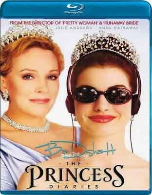 The Princess Diaries 2001 480p 300MB BRRip Dual Audio