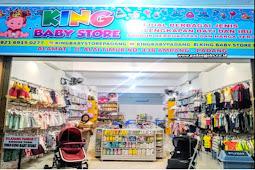 Lowongan Kerja Padang Toko King Baby Store Agustus 2019