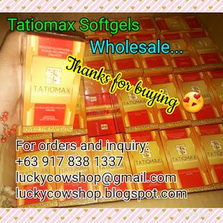 Tatiomax Gluta wholesale