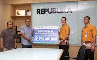 GEBAH Corona, BPJS Kesehatan, IDI dan Republika Ajak Masyarakat Gotong Royong Donasi untuk Nakes