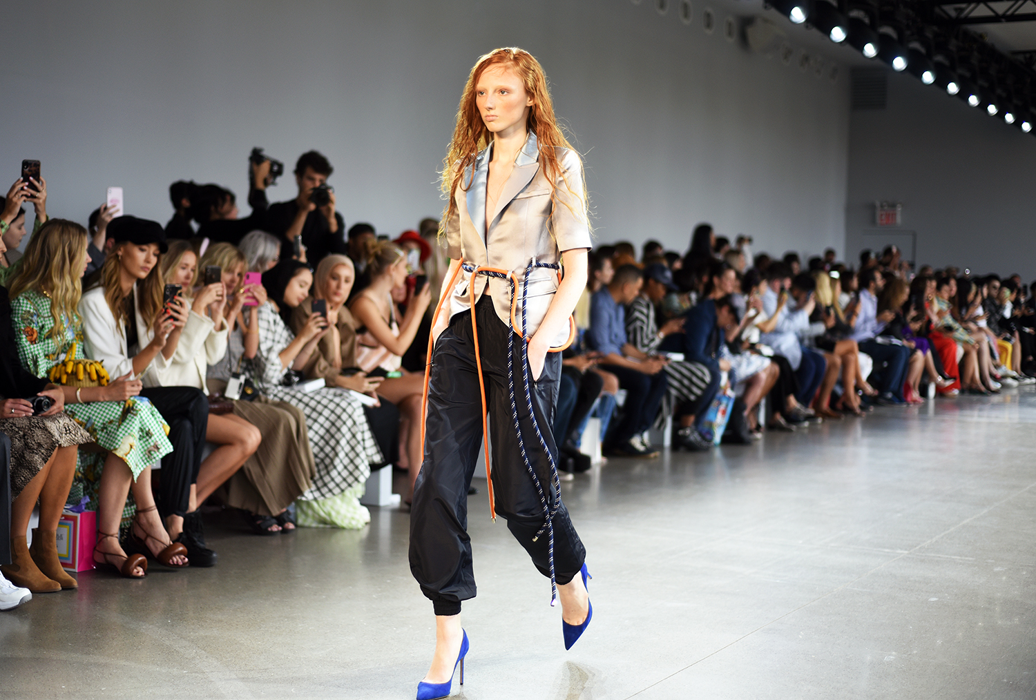 The Gong Show 2020.Stylecurated Nyfw 2019 Mark Gong S S 2020 Spring Studios