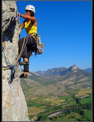 Espolón Xelo-Bam. Roca Narieda-Tossal de Balinyó