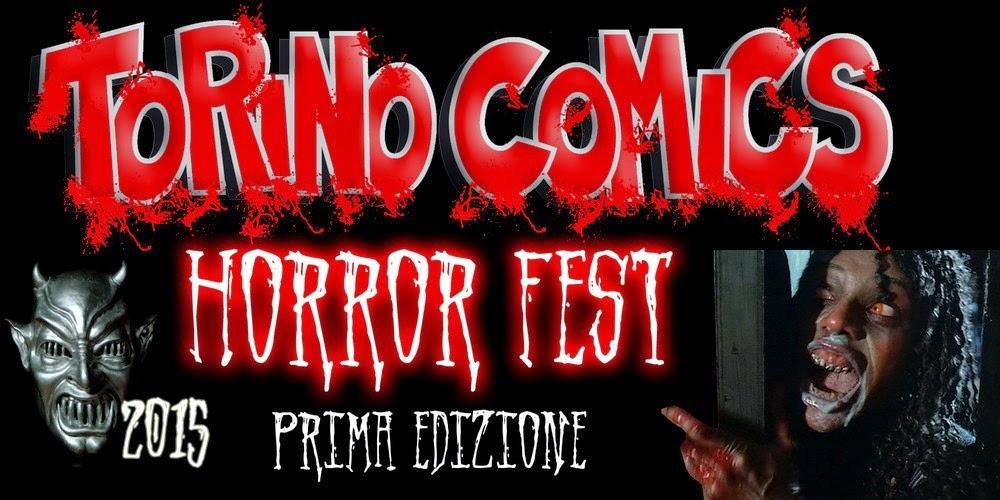 Torino Comics Horror Fest