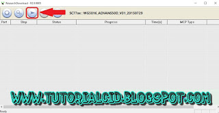 Cara Flashing Advan S50D Via Research Download