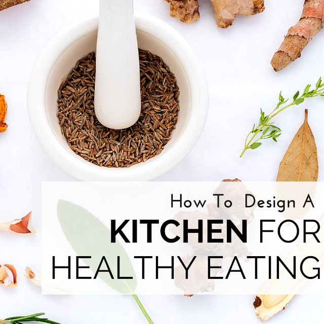 Here is a great strategy that plays an important part in eating right and creating that healthy lifestyle: a well-organized and inviting kitchen! Tap here for all the steps to get it right and be on your way to healthier living.TheHealthMinded.com
