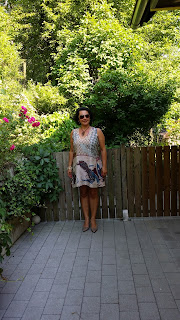 summer dress-my style