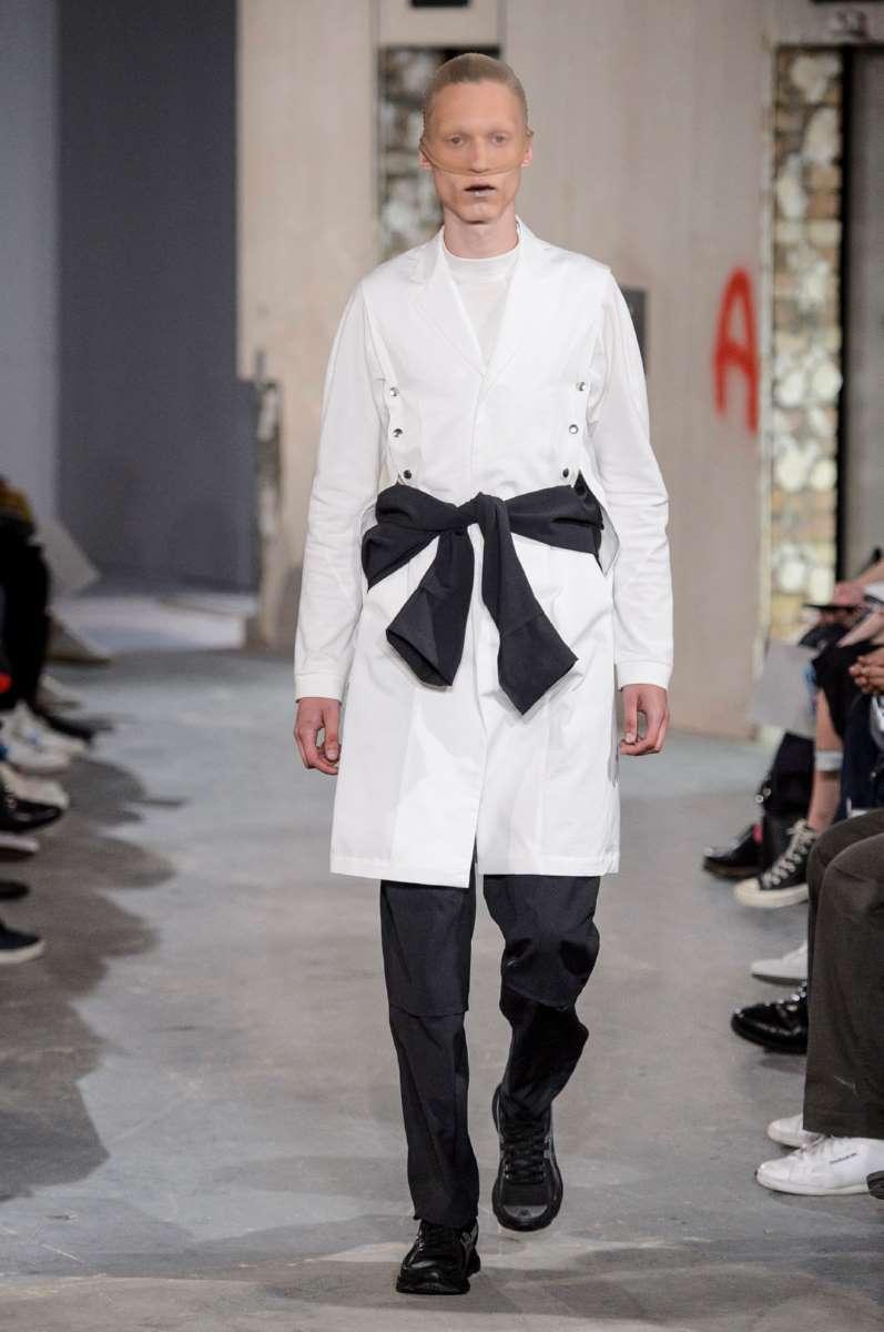 Kiko Kostadinov Spring Summer 2018 London Fashion Week