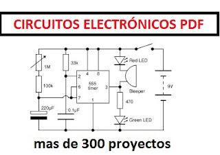 CIRCUITOS ELECTRÓNICOS PDF