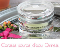 caresse source d'eau Qiriness