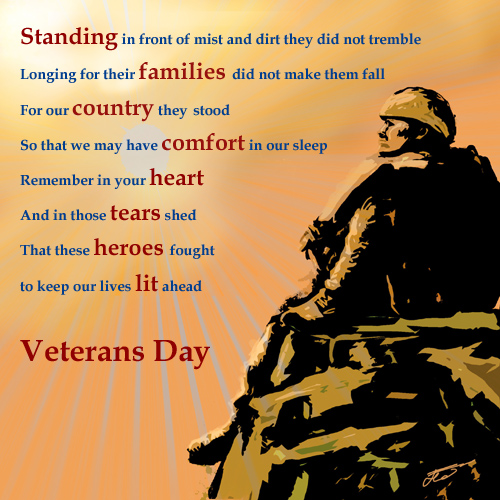 Top 20+ Veterans Day Poems Poetry For Kids 2019 (All Time