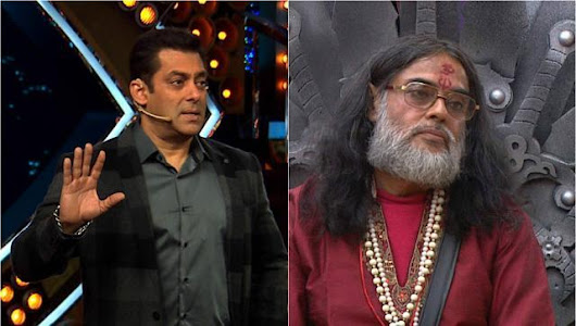 Bigg Boss 10 Weekend Ka Vaar: Angry Salman Khan Boycotts Swami Om, Walks Out Of the Show
