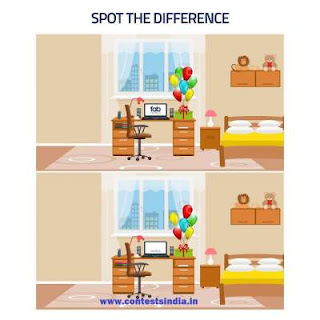 Spot the Differences Contest