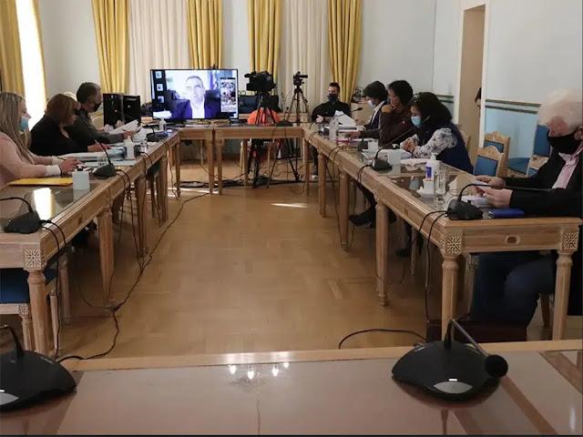 Περιφέρεια Πελοποννήσου: Αποφάσεις για σειρά έργων από την Οικονομική Επιτροπή
