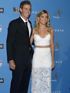 Who is Vasek Pospisil's Girlfriend/Wife