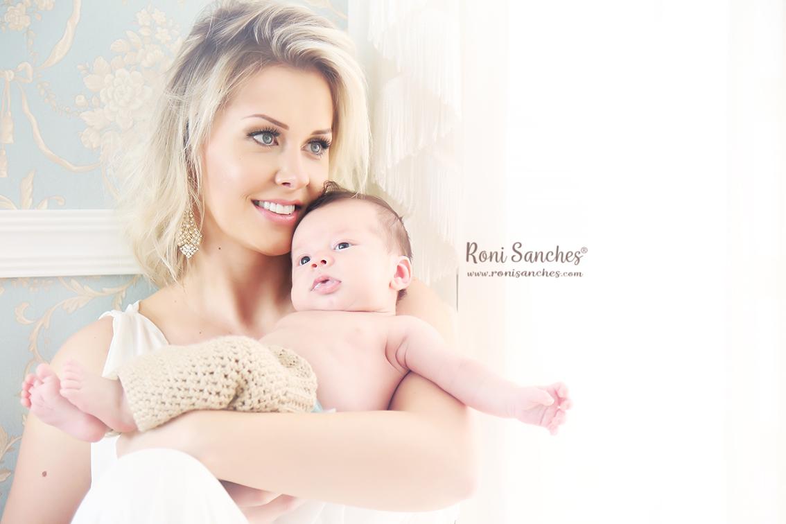 book mamãe e bebê