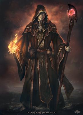 Tarlech the Necromancer