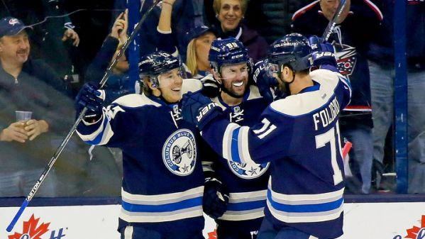 15 Facts about the Blue Jackets by @evil_shero - PensInitiative ...