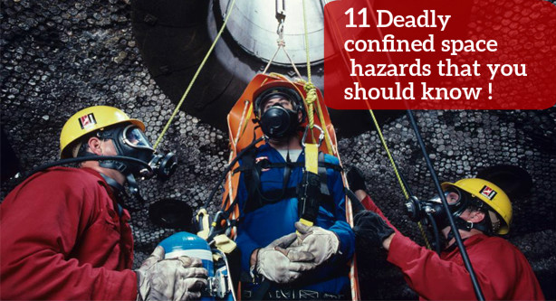 There Is No Need To Emphasize The Confined Space Works Are One Of Most Dangerous And Ever Killing Activity Which Every Safety Practitioners Must Be