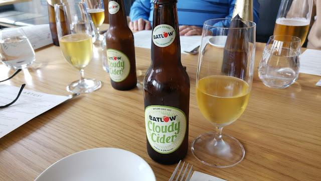 Artusi Southbank, Tutto Bene Southbank, Italian Restaurant in Melbourne CBD, Melbourne Food, Batlow Cloudy Cider