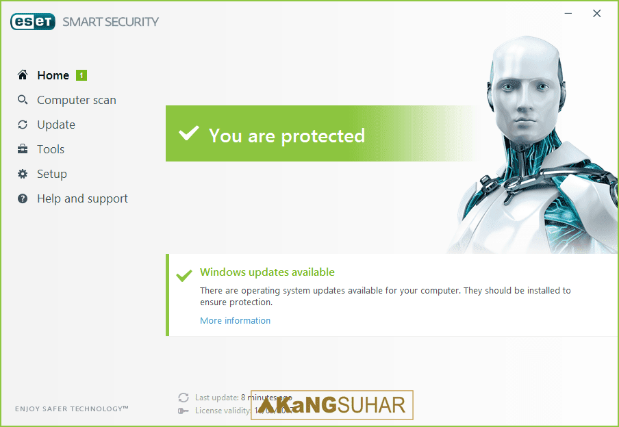 Eset Nod32 and Eset Smart Security 10.0.390.0 Final Full