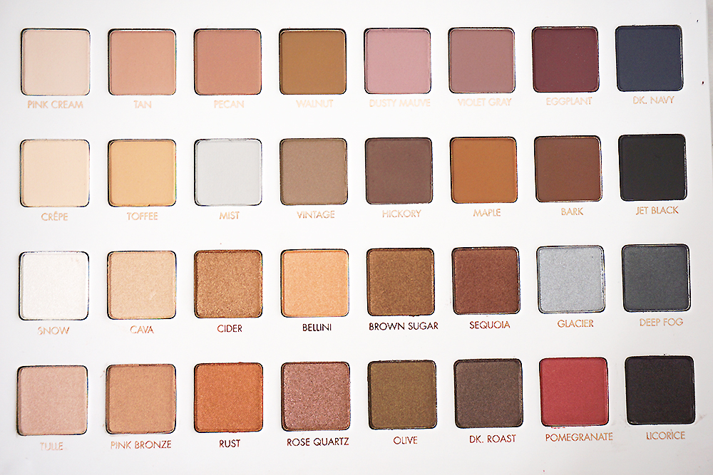 Lorac Mega Pro 3 Palette Swatches and Review