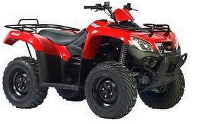 Harga Kymco MXU 450i