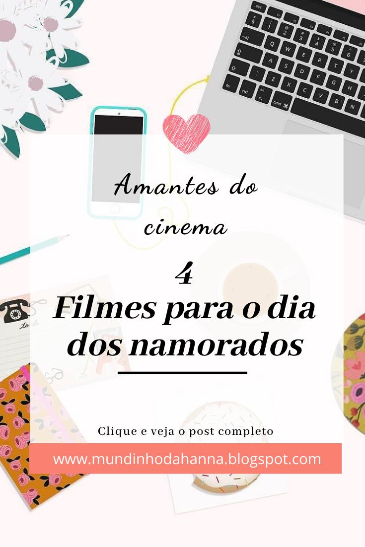 Filmes para o dia dos namorados