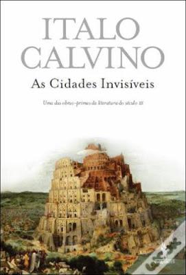 #Livros - As Cidades Invisíveis, de Italo Calvino