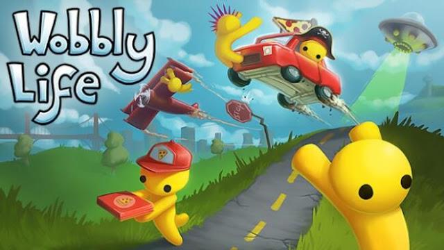 Wobbly Life تحميل مجانا تحديث 0.4.5