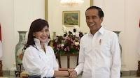 Aktris Ini Kena Batunya, Ngaku Tolak Proyek DKI Karena Harus Hapus Foto dengan Jokowi