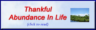 http://mindbodythoughts.blogspot.com/2010/07/thankful-abundance-in-life.html