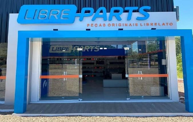 Librelato inaugura Libreparts no estado do Rio Grande do Sul