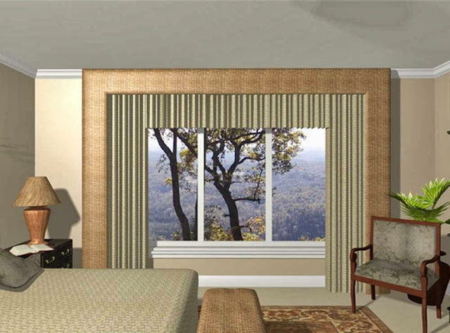 interior window design models