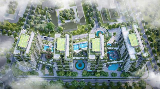 Dự án Sunshine Green lconic Long Biên Hà Nội