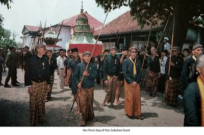 Custom and Religion In Indonesia – An Eclectic Tradition