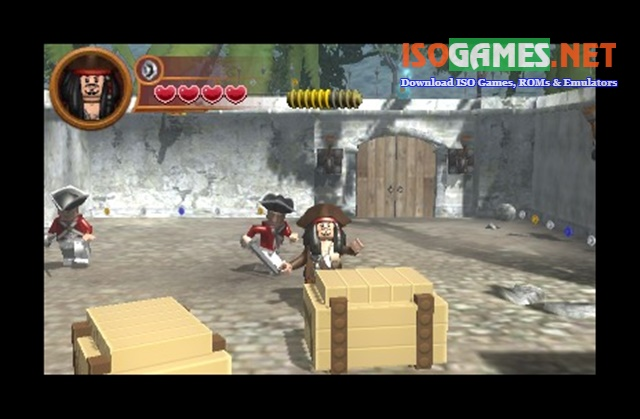 Lego Pirates Of The Caribbean The Video Game Region Free 3ds Cia Descargar Total