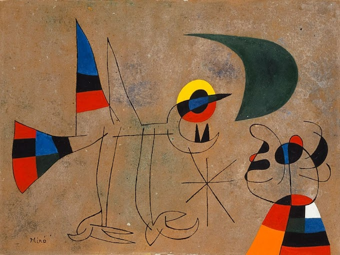 """Arte: """"Miró. Il colore dei sogni"""" alla Fondazione Magnani-Rocca"""