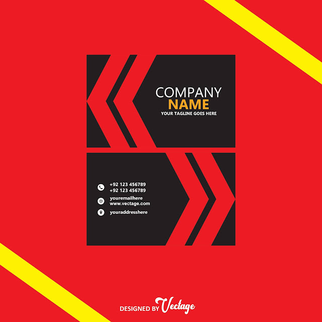 business card design template, free download,