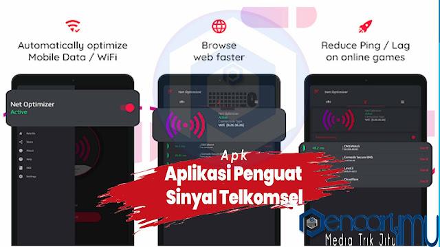 5 Aplikasi Penguat Sinyal Telkomsel Terbaru
