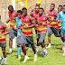 CAN 2017: le Onze entrant des Lions Indomptables face Burkina Faso
