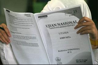 Kumpulan Bank Soal UN SMP/MTs Tahun 2016 Beserta Pembahasannya